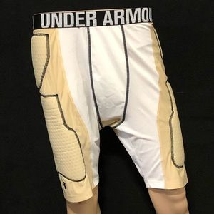🆕 Under Armour Basketball Compression Shorts